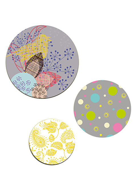 Dolce Home Wall Bubble Renkli